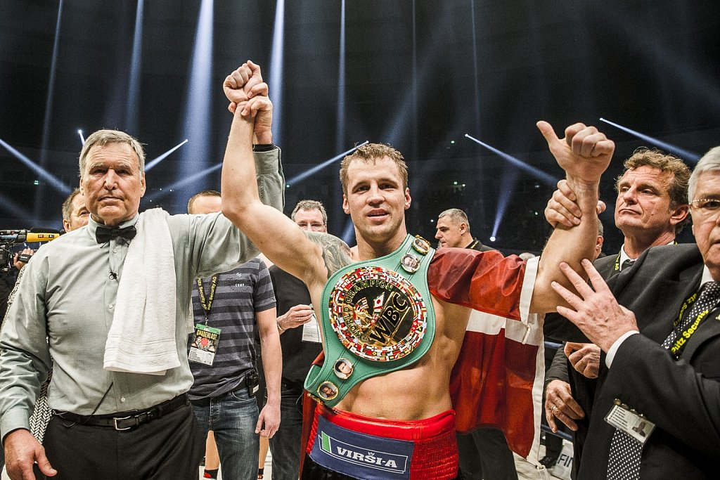Mairis Briedis vs Marco Huck  - fight for the WBC cruiserweight title