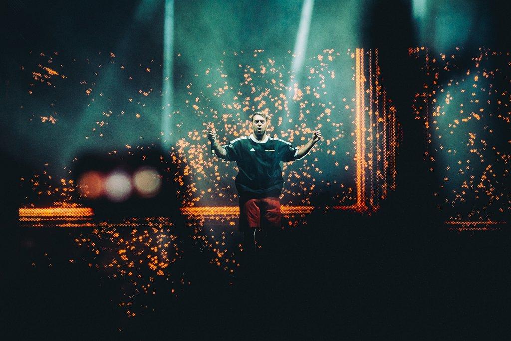 Weekend Festival Baltic, Parnu, 2018